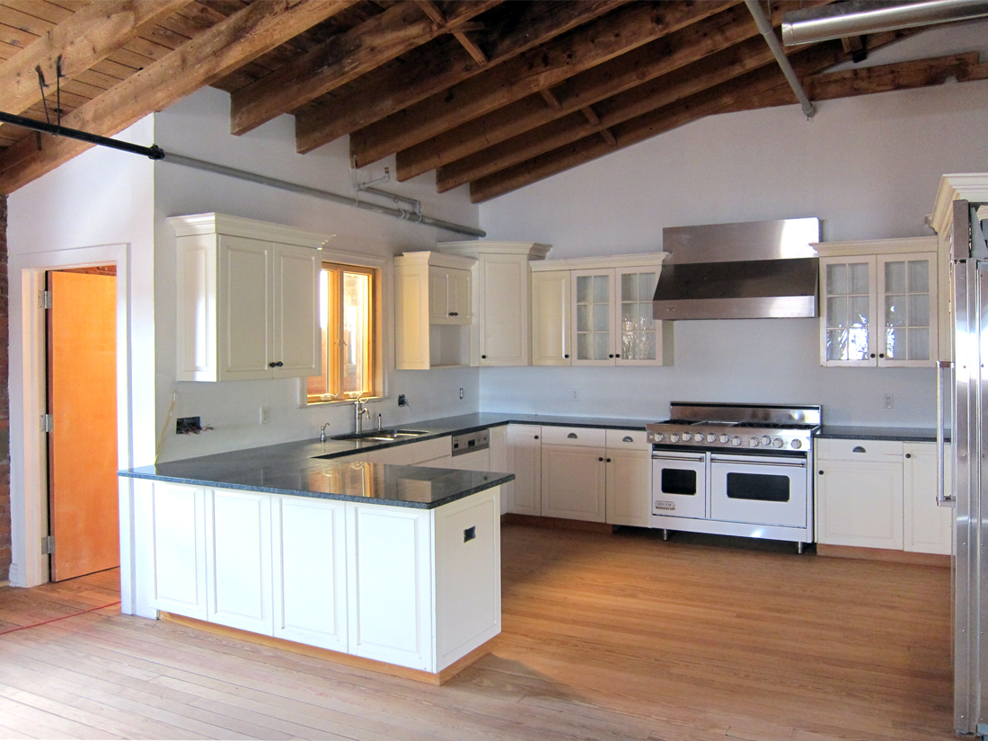 Loft 2 Kitchen