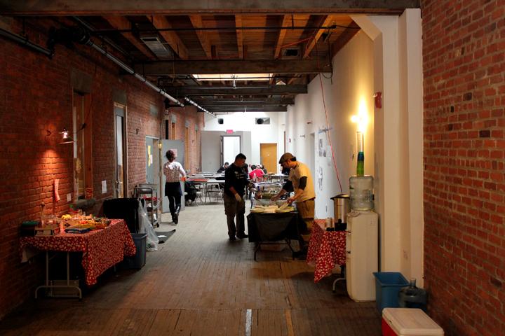 Atrium Craft Service