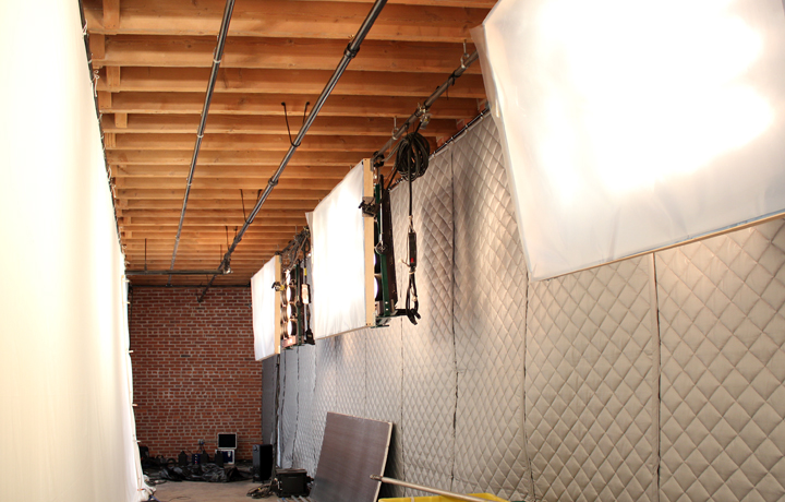 Lighting Equipment and Grid