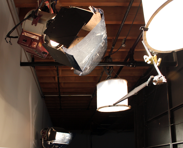 Lighting Equipment and Grid