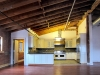 Rental television studio kitchen